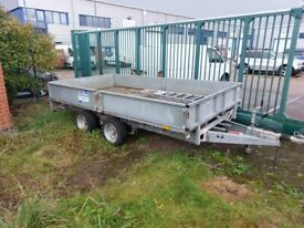 Ifor Williams Trailer LM126G