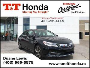 2016 Honda Accord **C/S**Tour V6*Fully Loaded, NAVI, 3M Protecte