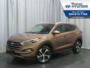 2016 Hyundai Tucson Premium 1.6T AWD *Rear Cam