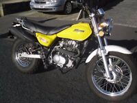 SkyTeam VRaptor 125 Very low mileage