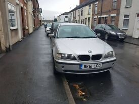 bmw 3 for swaps and for sale