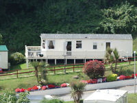 Caravan Holiday, Paignton, Devon. The English Riviera