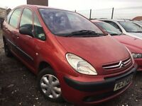 2004 Citroen xsara, 2.0 diesel, breaking for parts only, all parts available
