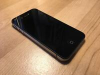 Apple iPhone 4S - 16gb. Black, Excellent Condition