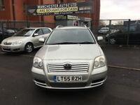 Toyota Avensis 2.0 TD Colour Collection 5dr FULL SERVICE HISTORY,3 KEYS,