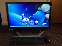 "Samsung 23.6"" All-in-One Desktop -TOUCHSCREEN"