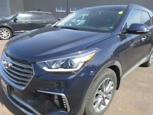 2017 Hyundai Santa Fe XL Luxury- AWD! 7 PASSENGER! ALLOYS! NAV!