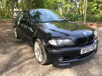 Bmw e46 325i m sport breaking spares parts