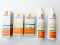 La Roche-Posay Suncream Set (x5) - Brand New -60% off