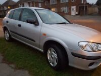 Cheap little reliable automatic nissan Almera . Good runner and very reliable Four new tyres mot