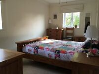 Pre-loved Oak King-size Bed Frame 5FTx 6FT6 (Toulouse – Bensons for Beds)