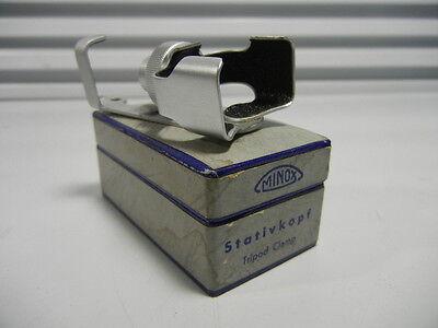Миниатюрные камеры Vintage Minox Stativkopf Tripod