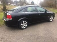 Vauxhall VECTRA Exclusive. 60.000 Black