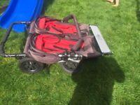 Mountain Double buggy