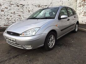 2004 FORD FOCUS LX 1.8 DIESEL *** LONG MOT *** similar to golf megane astra