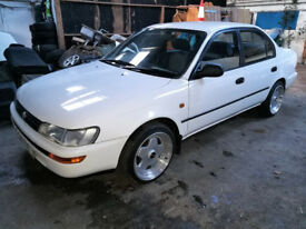 Classic 1993 Toyota Corolla GLi 16V E90 - Best Avaliable!