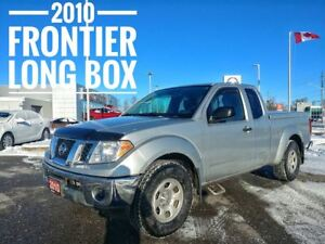 2010 Nissan Frontier XE w Winter Tires & Cap  FREE Delivery