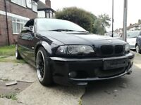 BMW Msport 330 cabrio sell/swap