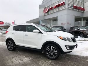 2016 Kia Sportage NAVIGATION BLUETOOTH HEATED AND COOLED SEATS