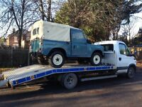 Vehicle Transport Collection. 4X4/VAN/CAR. Transport up to 2200KG