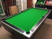 7x4 diplomat pool table