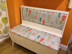 Storage kitchen bench seat