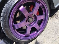**Rota grids ** alloys for civic type r EP3 not enkie