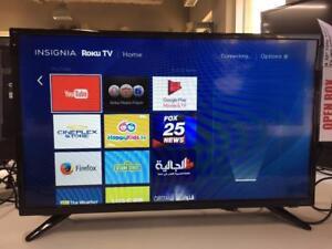 "INSIGNIA 32"" SMART ROKU TV LED 720p (NS-32DR310NA17)"