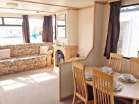 SPACIOUS 3 BED STATIC CARAVAN, NEWLY REFURBISHED, INCL. SITE FEES, NORFOLK, 200M TO BEACH