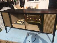 Vintage 1964 Ferguson Radio/ Record Player Model 3314