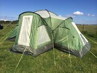 Eurohike Windsor 6 man tent