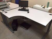 Curved Office Desks
