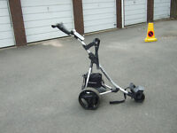 Electric Golf Trolley PRO MASTER