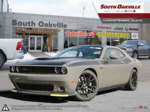 2018 Dodge Challenger T/A 392 | NAPPA LEATHER | REAR CAM | PARK