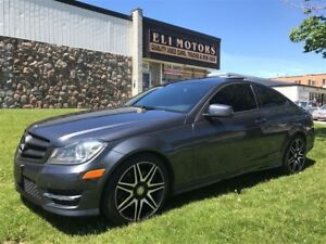 2014 Mercedes-Benz C-Class C350 4MATIC AMG. One Previous Owner!