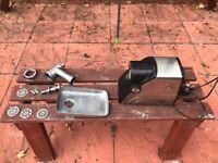 Meat grinder, mince maker £20
