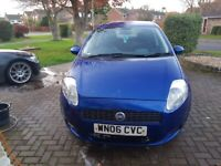Fiat, GRANDE PUNTO Dynamic, Hatchback, 2006, Manual, 1242 (cc), 5 doors