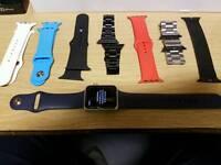 Apple watch 42mm Gold aluminium