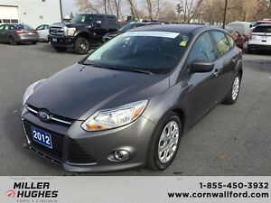 2012 Ford Focus SE, Certified Pre-Owned