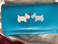 Genuine Radley leather purse beautiful colours