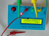 MK 168 TRANSISTOR TESTER still got them