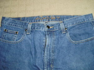 Men's Jeans, Axist, size 36 x 32, Relaxed Fit London Ontario image 2