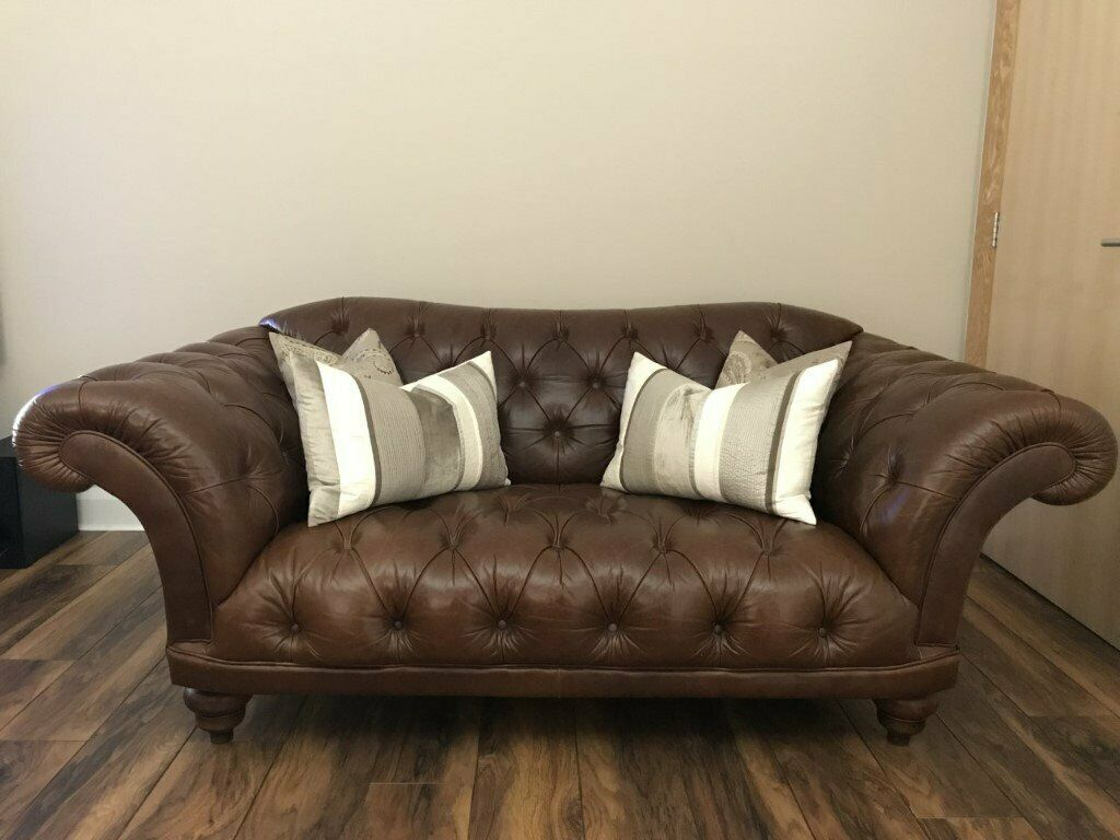 Fantastic Tetrad Ribchester Leather Sofa Reduced Price In Dundonald Belfast Gumtree Pdpeps Interior Chair Design Pdpepsorg