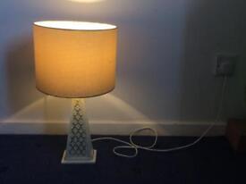 Lamp £6