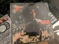 Michael Jackson Ben vinyl LP [ Rat Cover] RARE