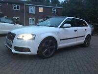Audi a3 sline BLACK-EDITION 170