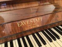 Piano, Eavestaff London type