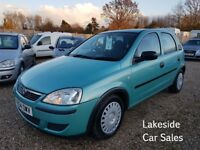 Vauxhall Corsa Life 1.3 Diesel CDTi 5 Door Hatchback, Full Service History, Cheap Insurance, 62 MPG.