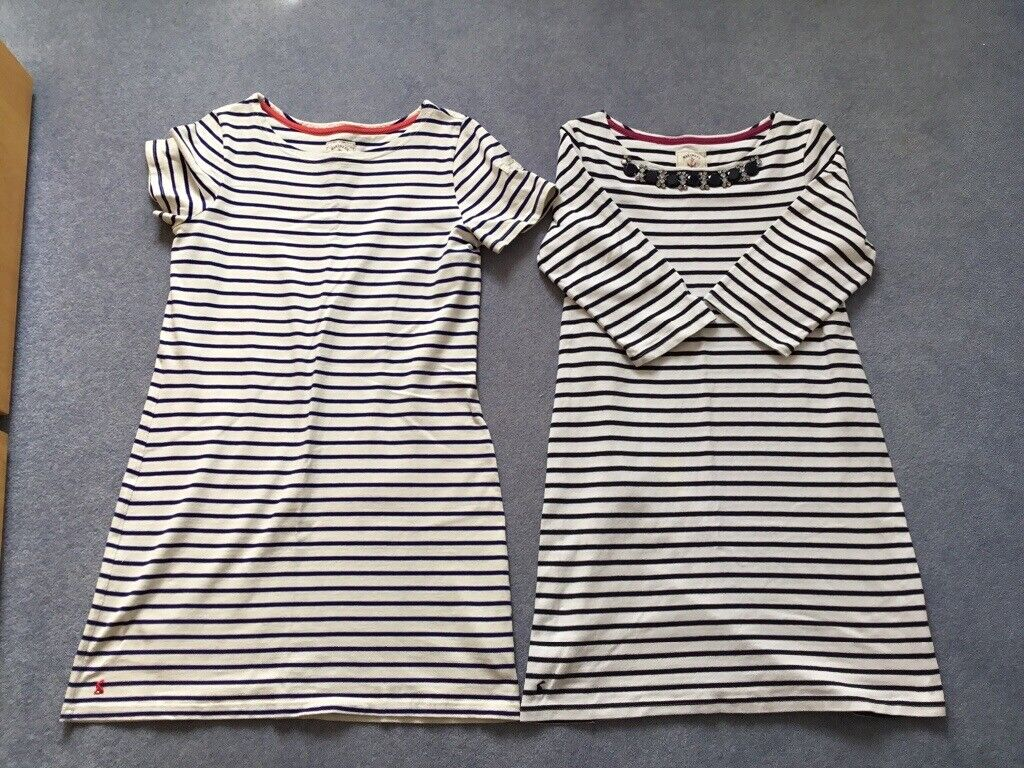 3b409ee53d6 Joules dresses/ tunics x2 both size 14 | in Poole, Dorset | Gumtree