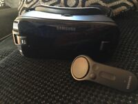 Samsung Gear VR Headset and controller